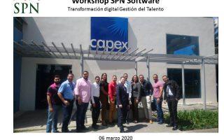 Workshop SPN – Digital Transformation Talent Management